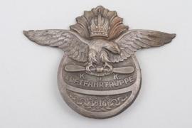 K.u.K. Luftfahrtruppe 1916 badge