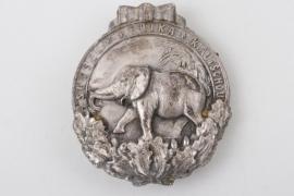 "Colonial ""Elephant"" Badge 1922"