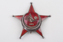 "Ottoman Empire - WW1 Gallipoli Star ""Meybauer"" - 938"
