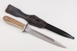 Luftwaffe forestry bayonet - Waffen-Loesche & A. Wingen