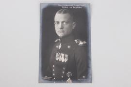 Freiherr von Richthofen, Manfred - portrait postcard