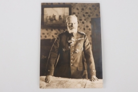 Prince Leopold of Bavaria portrait photo