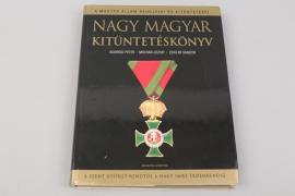 "Book ""Nagy Magyar Kitünteteskönyv"" (KuK Hungarian awards)"