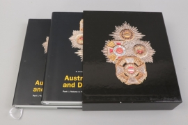 """""""Austrian Orders and Decorations"""" by Ortner & Ludwigstorff - Volume I"""