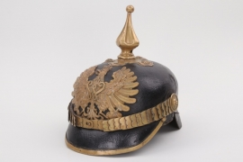 Prussia - M1894 official's spike helmet