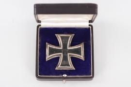 Major Ellersiek -  1914 Iron Cross 1st Class in case - KO