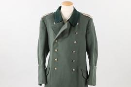 Major Ellersiek - Inf.Rgt.74 officer's coat - Major