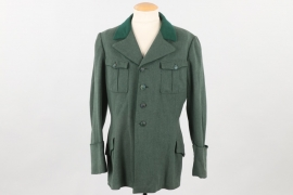 Forestry service tunic