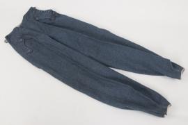 Luftwaffe Flak helper's trousers - LBA44
