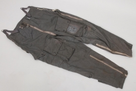 Luftwaffe flight trousers 1944 - Rb-numbered