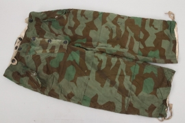 Wehrmacht winter trousers splinter camo - Rb-number