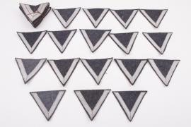 Luftwaffe lot of rank chevrons
