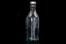 Luftwaffe glass bottle