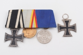Lot of imperial medals to one soldier