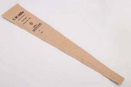 F.W. Höller Solingen sabre bag - 100 cm