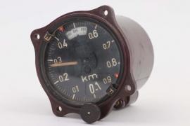 "1944 Luftwaffe altimeter ""Höhenmesser"" - Fl. 22322"