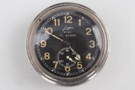 "Luftwaffe ""Borduhr"" clock by Junghans - Fl. 22600"