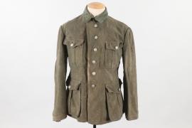 Heer M41 field tunic - 1942