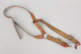 Austria - officer's sabre hanger and belt