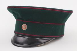 Hessia - Customs visor cap