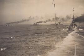 Imperial German Navy photo album