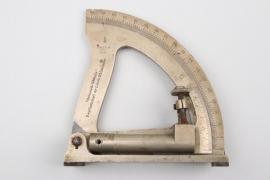 Kaiserliche Marine protractor (measuring instrument)