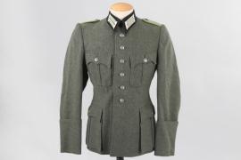 Heer Panzergrenadier field tunic - Leutnant