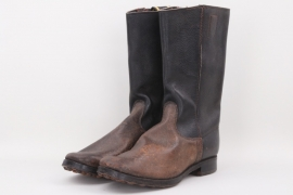 Unknown German EM/NCO field boots
