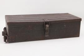 Czech MG ZB 26 ammunition case
