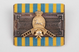 Brunswick - Firefighter Honor Decoration for 25 Years