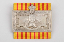 Lippe - Fire Brigade Service Clasp for 25 years