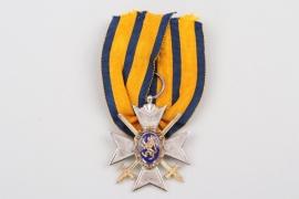 Schwarzburg-Rudolstadt - Honor Cross 3rd Class with Swords