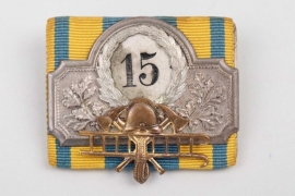 Brunswick - The Honor Decoration for the State Committee's Fire Brigades