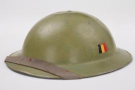 Belgium - MKII helmet with decal