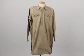 Lt. Tröger - Heer tropical shirt