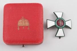 Hungary - Merit Cross Officer's Cross