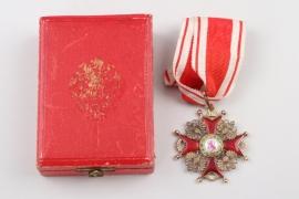 Russia - Order of Saint Stanislaus 2nd Class