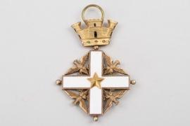 Italy Republic - Order of Merit Commander Cross