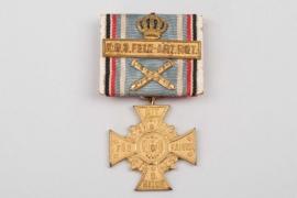 """Patriotic cross """"K.B.3.FELD-ART.RGT."""""""
