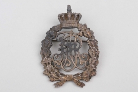 Bavaria - Jubilee Badge 4th Bavarian Field Artillery Regiment