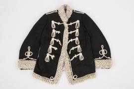 Prussia - 1./2. Leibhusaren-Rgt. Husar fleece tunic for children
