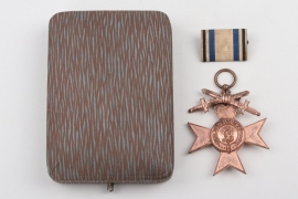 Bavaria - Military Merit Order Cross 3rd Class with  Swords