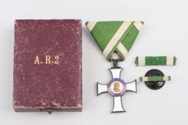 Saxony - Albert Order Knight's Cross 2nd Class