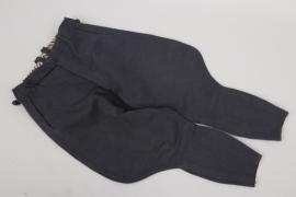 Luftwaffe officer's breeches