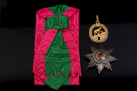 Anhalt - House Order of Albert the Bear Grand Cross Set