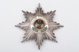 Prussia - Black Eagle Order Breast Star