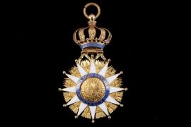 France - Ordre d'la Reunion Croix d'officier