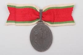 Saxe-Weimar - Honor Badge for Women's Merit in War