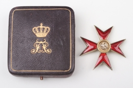 Mecklenburg - Order of the Griffin Cross of Honour
