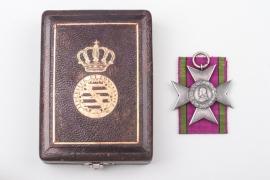 Saxe-Duchies - Ernestine House Order Merit Cross, 3rd Type